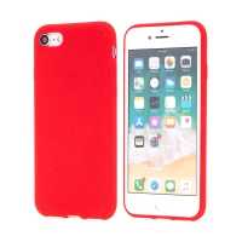 Kryt SWISSTEN Sky pro Apple iPhone 7 / 8 - gumový - červený