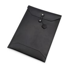 Pouzdro / obal SOYAN pro Apple MacBook 12 Retina - obálka / umělá kůže - černé