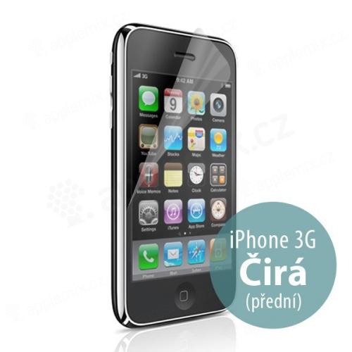 Ochranná fólie pro Apple iPhone 3G / 3GS - čirá