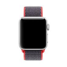 Řemínek pro Apple Watch 44mm Series 4 / 42mm 1 2 3 - nylonový