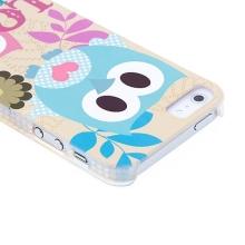 Ochranný plastový kryt pro Apple iPhone 5 / 5S / SE