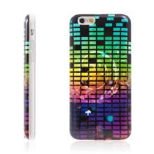 Kryt pro Apple iPhone 6 / 6S - blikací LED - plastový