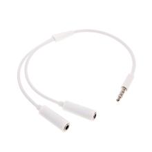 Rozdvojka na sluchátka pro Apple iPhone / iPod / iPad