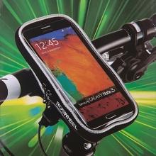 Sportovní pouzdro ROSWHEEL na kolo pro Apple iPhone 6 / 6S Plus, 7 / 8 Plus, X, Xs, Xr a Xs Max