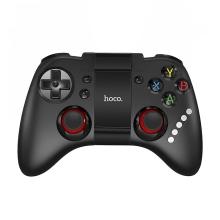 Herní ovladač / gamepad HOCO GM3 - Bluetooth 4.2 - s držákem na ANDROID telefony