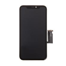 LCD panel + dotykové sklo (touch screen digitizér) pro Apple iPhone Xr - černý - kvalita A