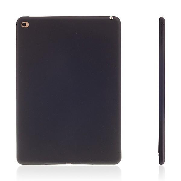 Kryt / pouzdro pro Apple iPad Air 2 silikonový černý