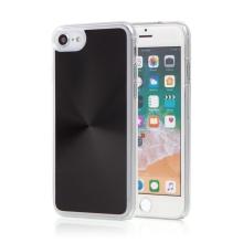 Kryt pro Apple iPhone 7 / 8 - plasto-hnilíkový - černý