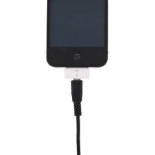 Redukce micro USB / 30pin konektor pro Apple iPhone / iPad / iPod - kvalita A