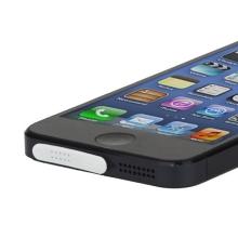 2v1 antiprachová záslepka Lightning a jack konektoru pro Apple iPhone 5