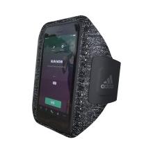 Sportovní pouzdro ADIDAS pro Apple iPhone 6 / 6S / 7 / 8 / SE (2020) - černé