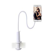 Stojan / držák ROCK pro Apple iPhone - ohebný - variabilní - bílý