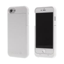 Externí baterie / kryt MAXNON M7 MFi certifikovaná pro Apple iPhone 6 / 6S / 7 / 8 - 3200 mAh - bílá