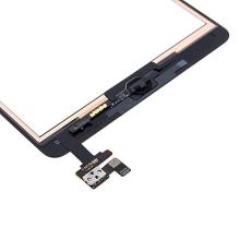 Touch screen digi s IC konektorem, flex Home Button pro Apple iPad mini / mini 2 (Retina) - bílé
