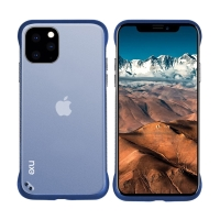 Kryt NXE pro Apple iPhone 11 Pro Max - plastový - modrý