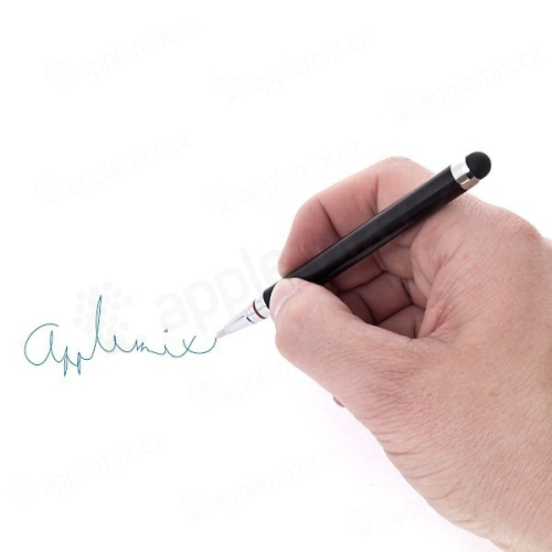 2v1 dotykové pero / stylus + propiska