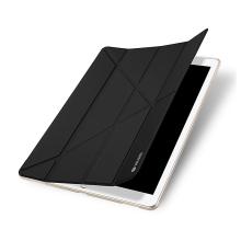 Pouzdro DUX DUCIS pro Apple iPad Pro 12,9 / 12,9 (2017) - funkce chytrého uspání + stojánek - černé