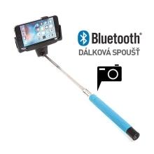 Teleskopická selfie tyč / monopod bluetooth