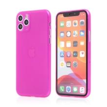 Kryt pro Apple iPhone 11 Pro - s prvkem pro ochranu skla kamery - plastový - růžový