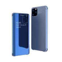 Pouzdro pro Apple iPhone 11 Pro Max - průsvitné - plastové - modré