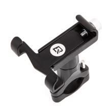 Držák na kolo ROCKBROS pro Apple iPhone - univerzální - tříramenný - hliník - černý
