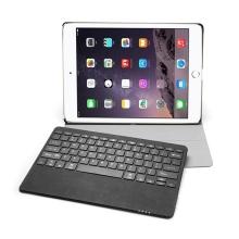Elegantní pouzdro + odnímatelná klávesnice Bluetooth SEENDA 2v1 pro Apple iPad Pro - černé