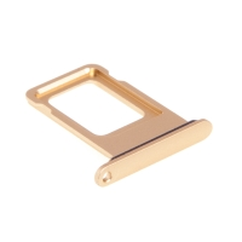 Rámeček / šuplík na Nano SIM pro Apple iPhone Xr - žlutý (Yellow) - kvalita A+