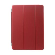 Ochranné pouzdro s odnímatelným Smart Coverem pro Apple iPad Air 2 - matné - červené