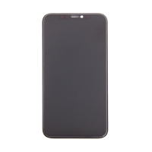 OLED panel + dotykové sklo (touch screen digitizér) pro Apple iPhone 11 Pro - černý - kvalita A