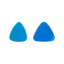 Trsátko / páčidlo / pomůcka na otevření pro servisní činnost - kovové - trojúhelníkové