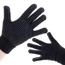 Rukavice pro ovládání dotykových zařízení - protiskluzové černé