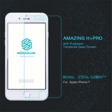 Tvrzené sklo Nillkin Amazing H+PRO 2.5D pro Apple iPhone 7 / 8 (tl. 0,2mm)