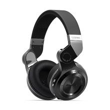 Sluchátka Bluedio T2 bezdrátová Bluetooth 4.1 - černá