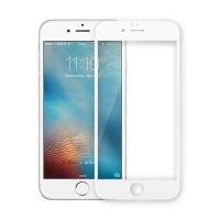 Nillkin 3D tvrzené sklo (Tempered Glass) pro Apple iPhone 6 Plus / 6S Plus - bílé - 0,33mm