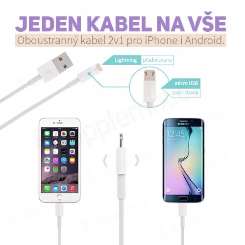 Nabíjejte všechna svá mobilní zařízení jedním jediným kabelem!