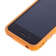Ochranný rámeček / bumper pro Apple iPhone 4 s tlačítky ovládání