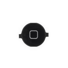 Tlačítko Home Button pro Apple iPhone 3G/3GS - černé - kvalita A+