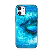 Kryt BABACO pro Apple iPhone 12 mini - skleněný - Akvamarín