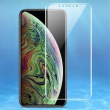Ochranná hydrogel fólie pro Apple iPhone X / Xs / 11 Pro - čirá - sada 2ks