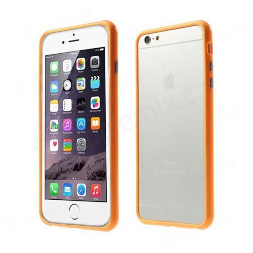 Plasto-gumový rámeček / bumper pro Apple iPhone 6 Plus / 6S Plus
