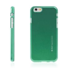 Kryt Mercury iJelly pro Apple iPhone 6 / 6S gumový zelený