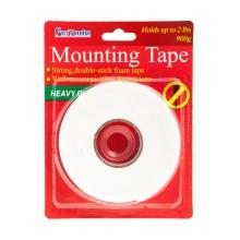 Oboustranná lepící páska pro uchycení dokovací stanice - bílá