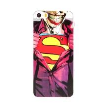 Kryt pro Apple iPhone 5 / 5S / SE - Joker - gumový