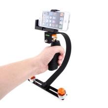Univerzální držák se stabilizátorem kamery / fotoaparátu Apple iPhone a dalších zařízení do šíře cca 6cm