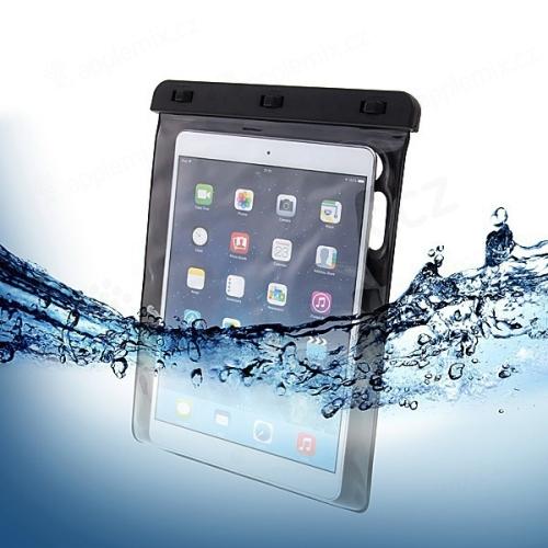 Vodotěsný obal + sluchátka pro Apple iPad 2. / 3. / 4.gen. / iPad Air 1. / 2.gen.