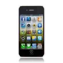 Ochranný kryt / pouzdro pro Apple iPhone 4 děrovaný