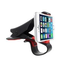 Držák do auta pro Apple iPhone - na lem palubní desky - klipový - černý