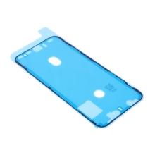 Adhezivní samolepka (páska) pro přilepení předního panelu Apple iPhone Xs - černá