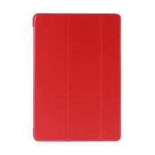 """Pouzdro / kryt pro Apple iPad 10,2"""" - funkce chytrého uspání - gumové - červené"""