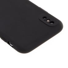 Kryt pro Apple iPhone X / Xs - příjemný na dotek - silikonový